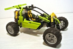 Lime Buggy Photo 2