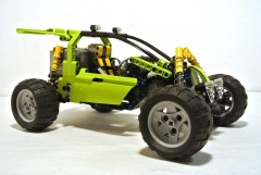 Lime Buggy Photo 3