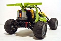 Lime Buggy Photo 8