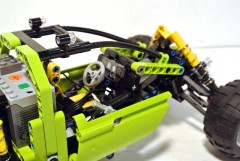 Lime Buggy Photo 9